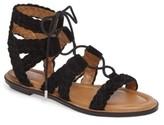 Arturo Chiang Women's Cassie Lace-Up Sandal