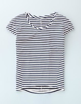 Boden Supersoft Seam Tee