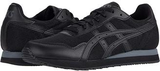 Asics Tiger Runner (Black/Black) Men's Shoes