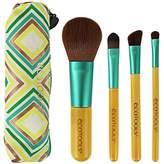 EcoTools Limited Edition Bamboo Boho Luxe Travel Make Up Brush Set