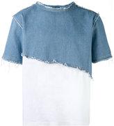 Andrea Crews Fleeco T-shirt - men - Cotton - S