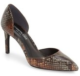 Kenneth Cole New York Women's 'Gem' D'Orsay Pointy Toe Pump