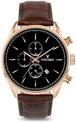 Vincero Watches The Chrono S - Rose Gold