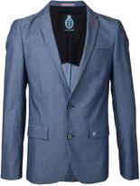GUILD PRIME dots print blazer