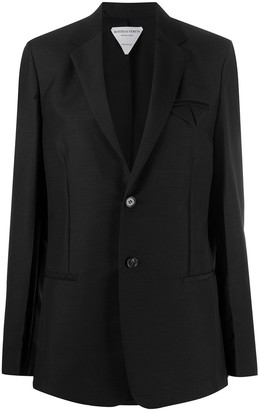 Bottega Veneta Notched Lapel Blazer