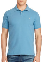 Polo Ralph Lauren Big and Tall Classic Weathered Mesh Polo