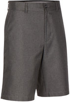 Greg Norman for Tasso Elba Men's Big & Tall Houndstooth Shorts, Only at Macy's