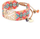 Mishky Arlequin Beaded Cuff Bracelet