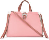 Paula Cademartori 'Rachel' tri-colour tote - women - Leather - One Size