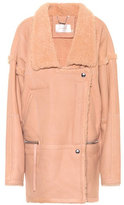 Zimmermann Maples Riot leather coat
