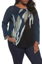 Nic+Zoe Plus Size Women's Wild Thyme Sweater