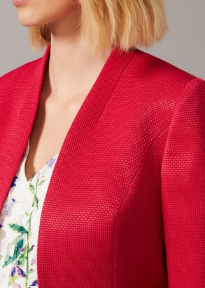 Phase Eight Clementine Textured Occasion Jacket