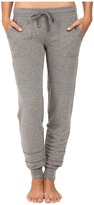 PJ Salvage Heathered Cut Out Jogger