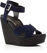 Kenneth Cole Clove Wedge Platform Sandals