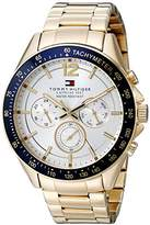 Tommy Hilfiger Men's 1791121 Sophisticated Sport -Tone Stainless Steel Watch
