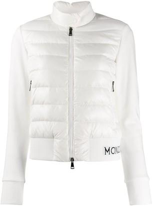 Moncler Padded Panels Jacket