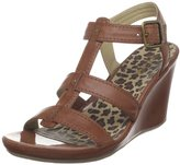 Kenneth Cole Reaction Women's Only Lane T-Strap Wedge Sandal