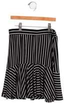 Little Remix Girls' Striped Skirt w/ Tags