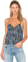 House Of Harlow x REVOLVE Audrey Cami Top in Gray. - size S (also in XS)