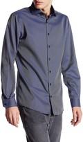 Lindbergh Jacquard Long Sleeve Shirt