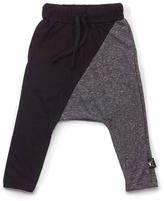 Nununu Half & Half Baggy Pants