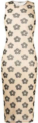 Sandy Liang Mama floral-print dress