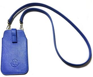 Nadia Minkoff Phone Holder Cobalt Blue