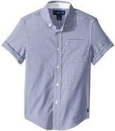 Polo Ralph Lauren Performance Oxford Short Sleeve Button Down Shirt Boy's Short Sleeve Button Up