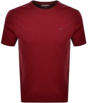Michael Kors Sleek T Shirt Red