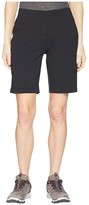 Mountain Hardwear Dynamatm Bermuda Shorts (Black) Women's Shorts