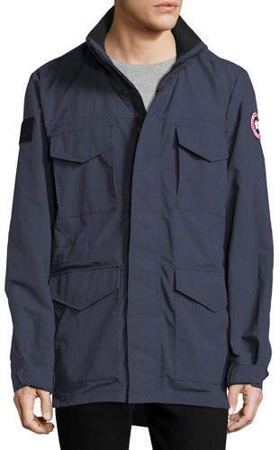 Canada Goose Voyager Four-Pocket Nylon Jacket