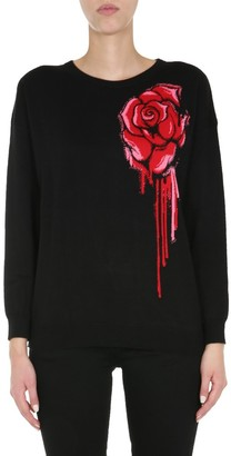 Boutique Moschino Crewneck Sweater