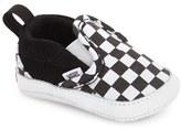Vans Infant Slip-On Crib Shoe