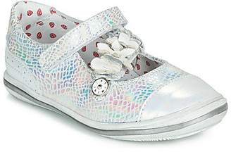 Catimini STROPHAIRE girls's Shoes (Pumps / Ballerinas) in Silver