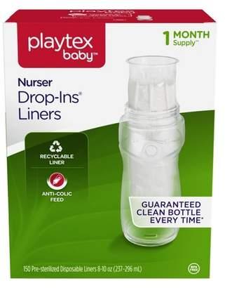 Playtex Nurser Drop-Ins 8oz Bottle Liner - 150ct