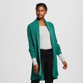 Women's Shawl Coat Open Cardigan - Merona