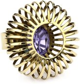 "Anton Heunis Art Deco Renaissance"" Majestic Adjustable Cage Ring"