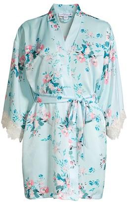 In Bloom Lovin You Wrap Robe