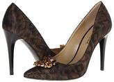 J. Renee Rosaline (Dark Gold/Black Leopard Galaxy) - Footwear