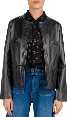 Gerard Darel Niky Leather Jacket