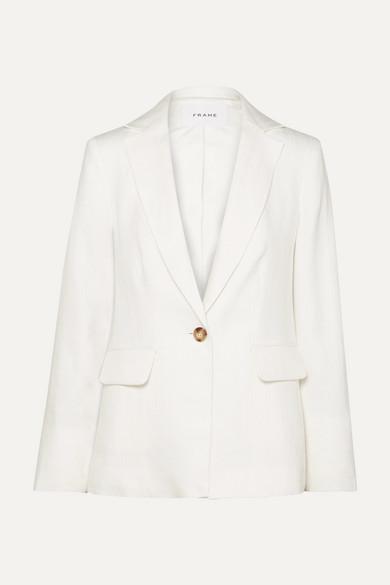 Womens Linen Blazer