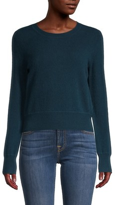 Naadam Cropped Cashmere Sweater