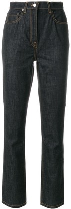 Philosophy di Lorenzo Serafini High Waisted Jeans
