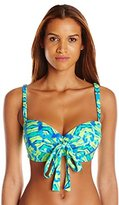 CoCo Reef Women's Amazon Five Way Convertible Underwire Bikini Top