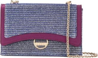 Emilio Pucci Foldover Cross-Body Bag