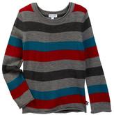 Splendid Mix Stripe Pullover Sweater (Little Boys)