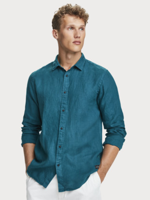 Scotch & Soda Linen Shirt Regular fit | Men