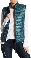 Velvet by Graham & Spencer Seema Quilted Zip Vest
