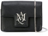 Alexander McQueen small Insignia shoulder bag - women - Leather - One Size