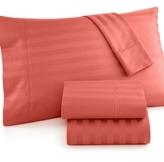 Charter Club CLOSEOUT! Damask Stripe California King 4-pc Sheet Set, 500 Thread Count 100% Pima Cotton